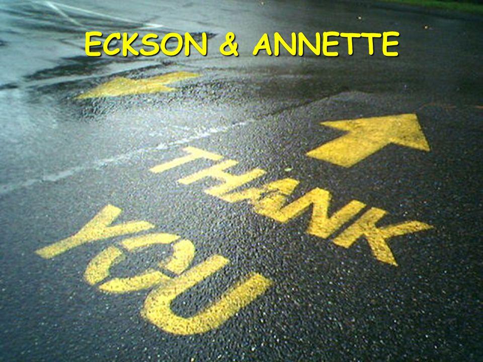 ECKSON & ANNETTE