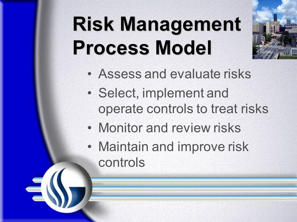 Risk Management Process Model