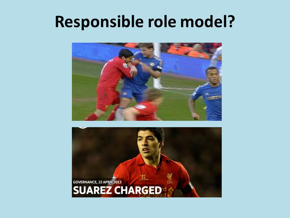 Responsible role model