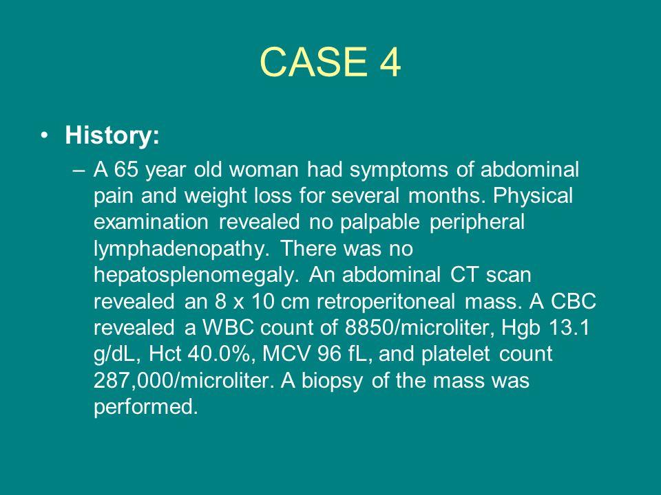 CASE 4 History: