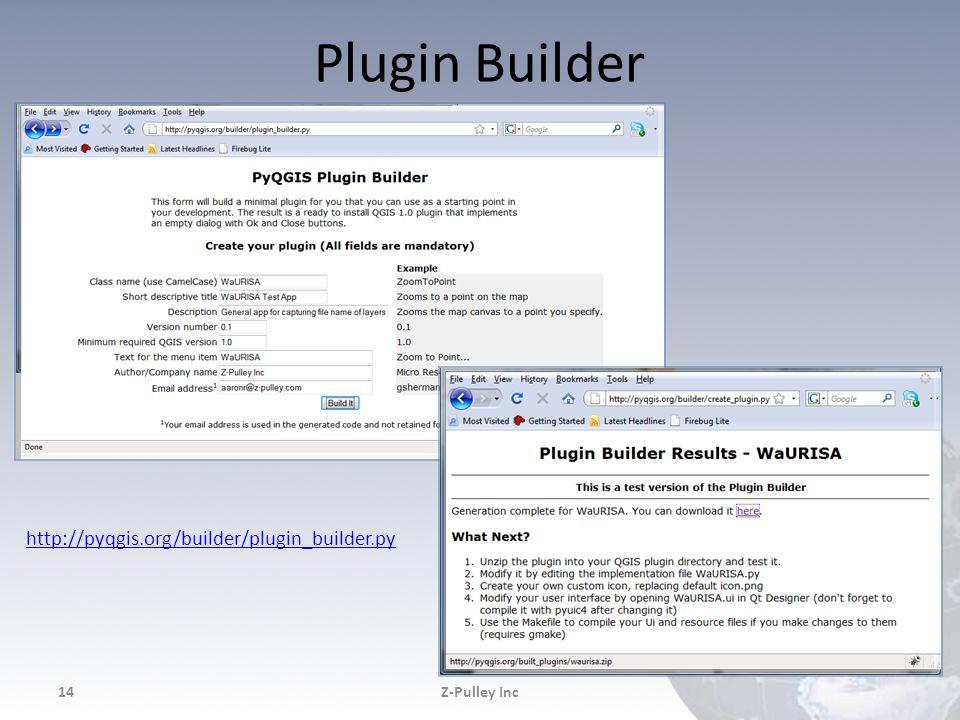 Plugin Builder http://pyqgis.org/builder/plugin_builder.py