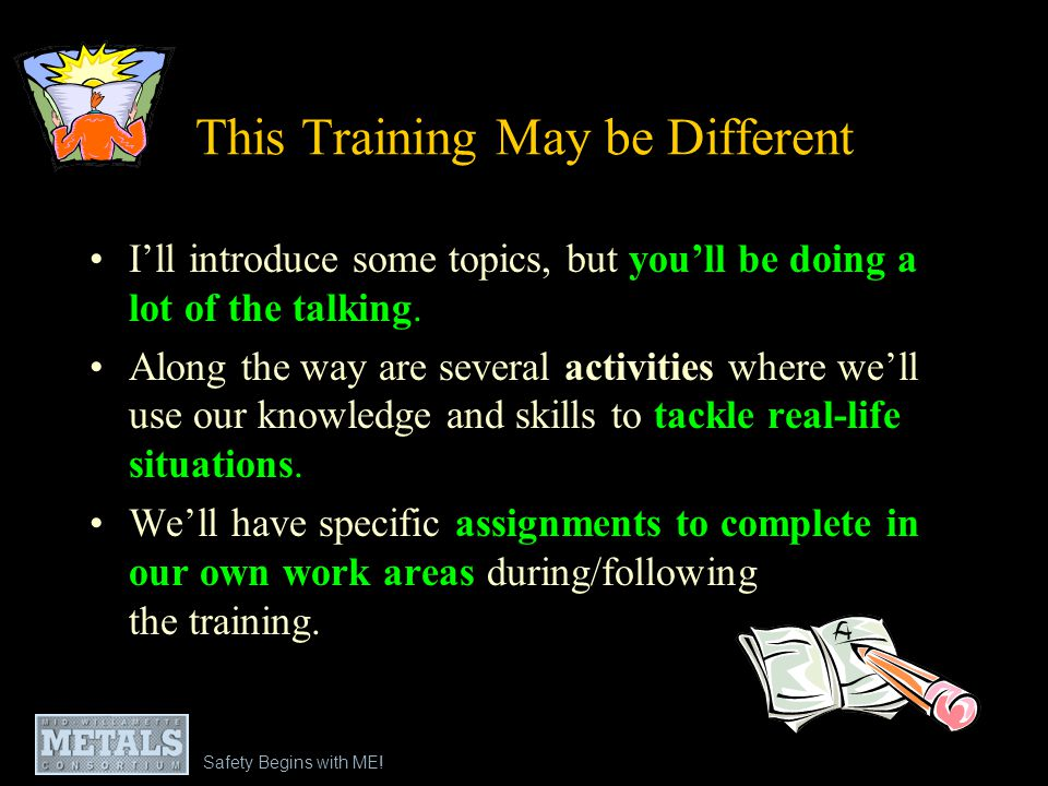 This Training May be Different