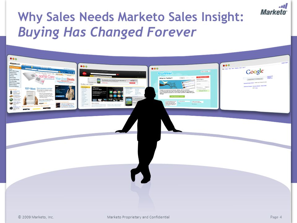 Why Sales Needs Marketo Sales Insight: Buying Has Changed Forever
