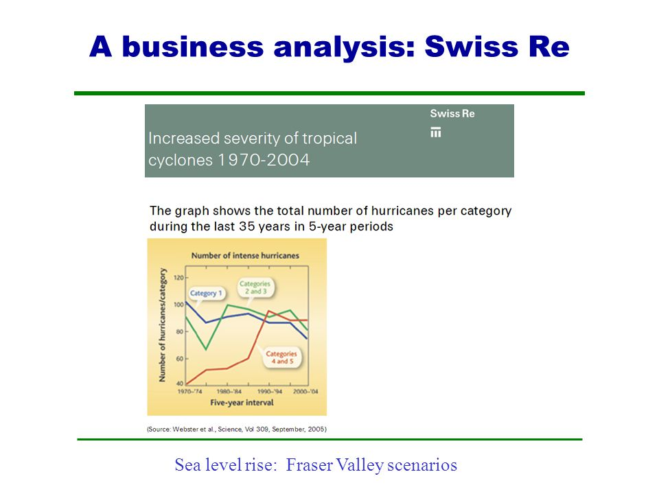 A business analysis: Swiss Re