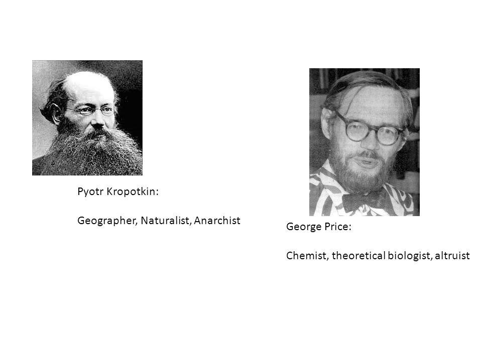 Pyotr Kropotkin: Geographer, Naturalist, Anarchist.