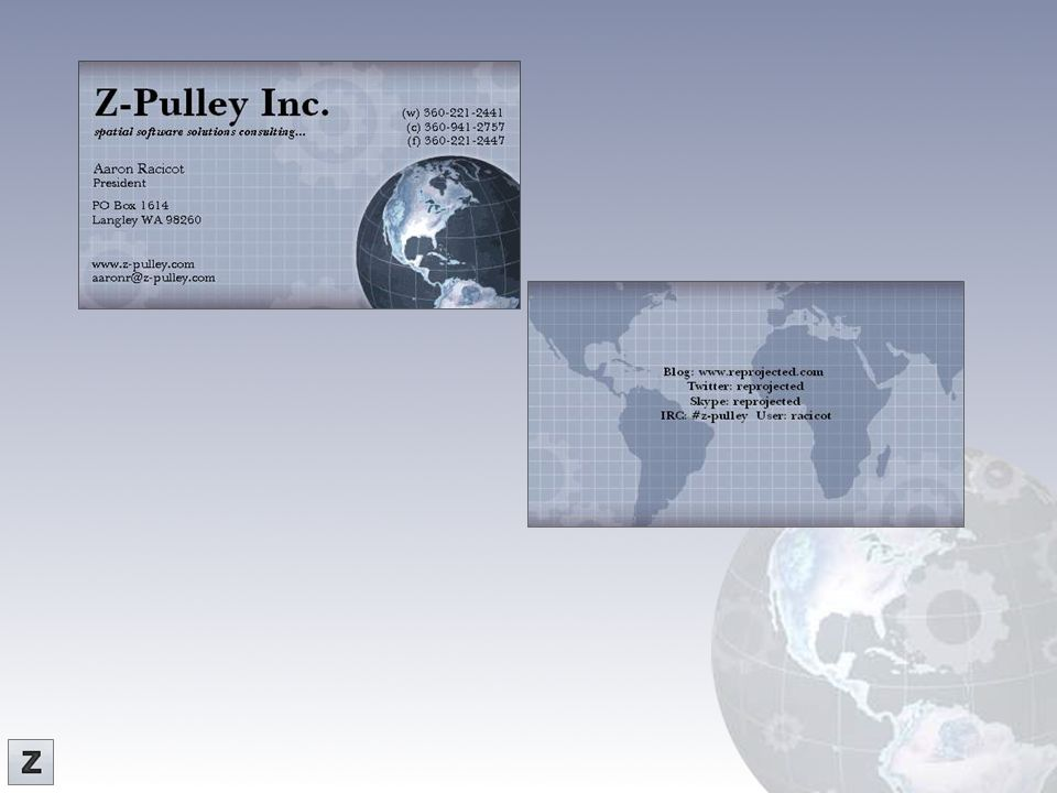 Z-Pulley Inc