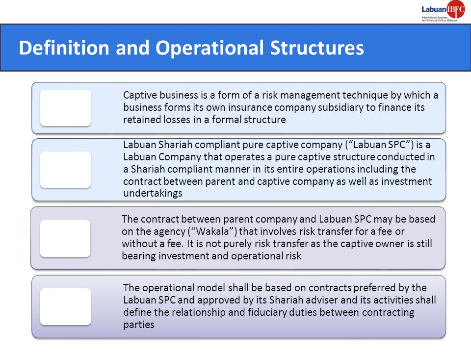 Definition and Operational Structures
