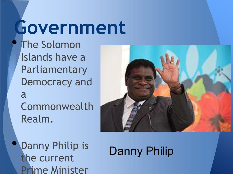 Government Danny Philip