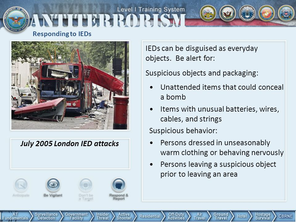 July 2005 London IED attacks