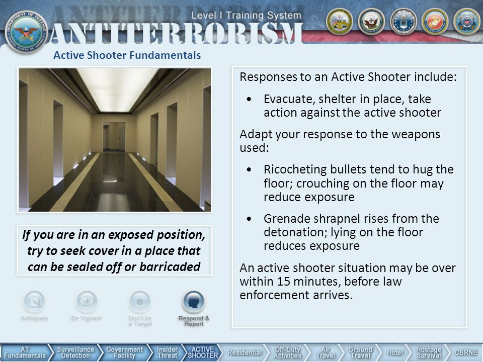 Active Shooter Fundamentals