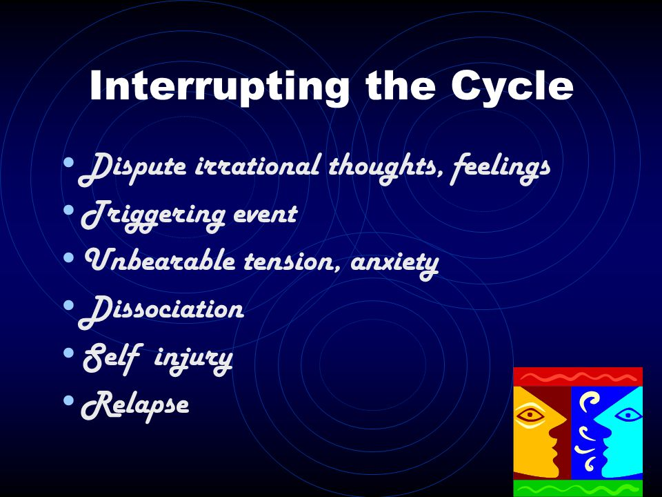 Interrupting the Cycle