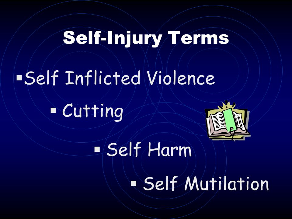 Self Inflicted Violence