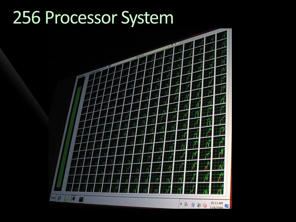 256 Processor System