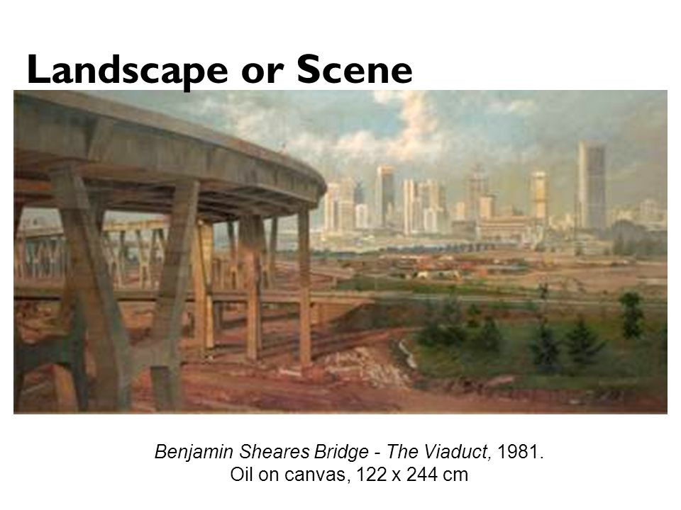 Benjamin Sheares Bridge - The Viaduct, 1981.