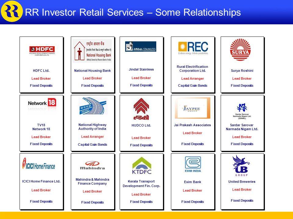RR Investors Capital Services