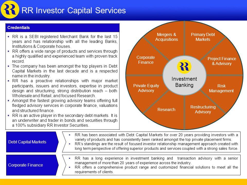RR Investors Capital Services RR Investor Capital Services
