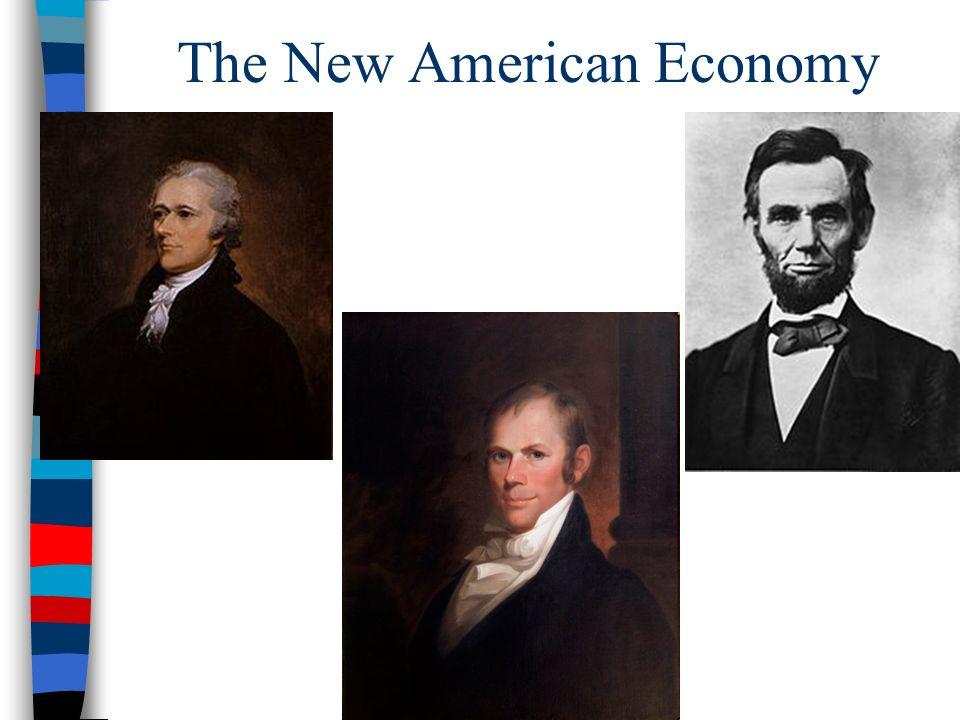 The New American Economy