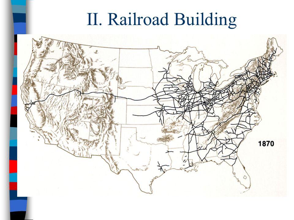 II. Railroad Building II. Railroad building