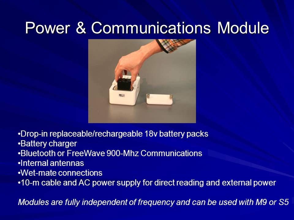 Power & Communications Module