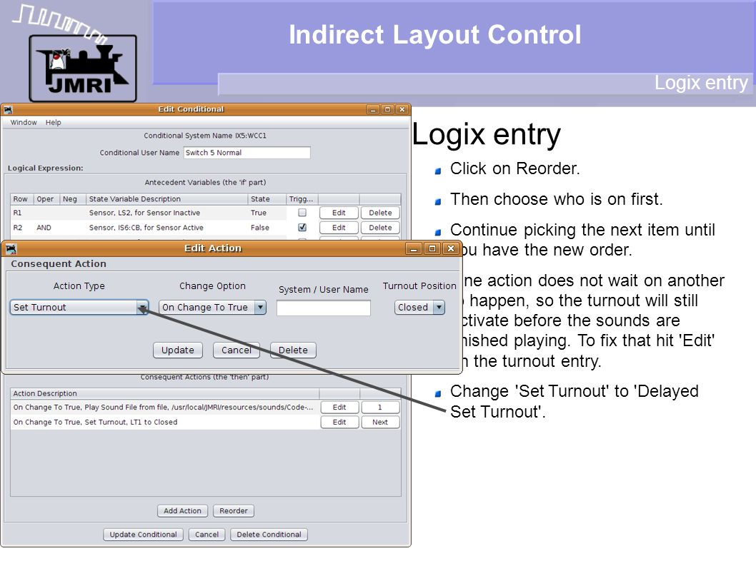 Indirect Layout Control