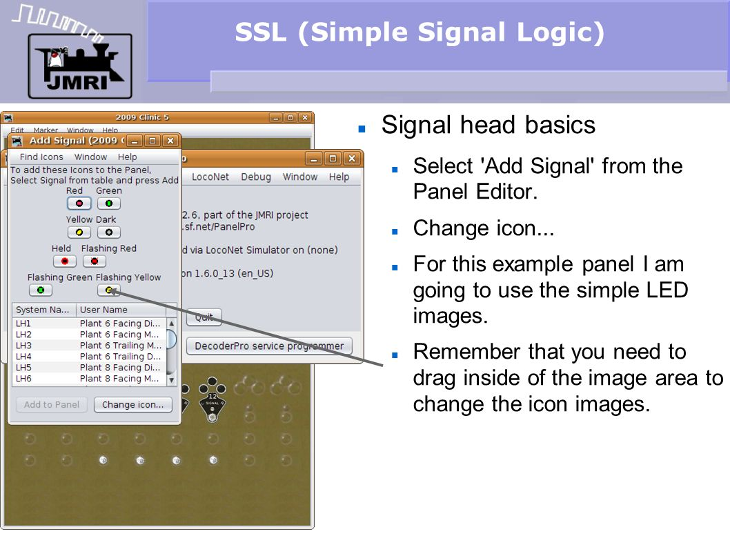 SSL (Simple Signal Logic)