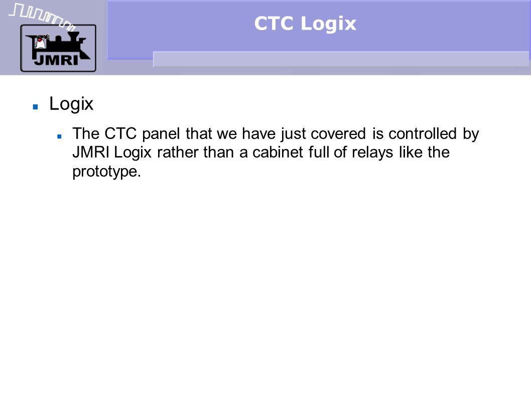 CTC Logix Logix.