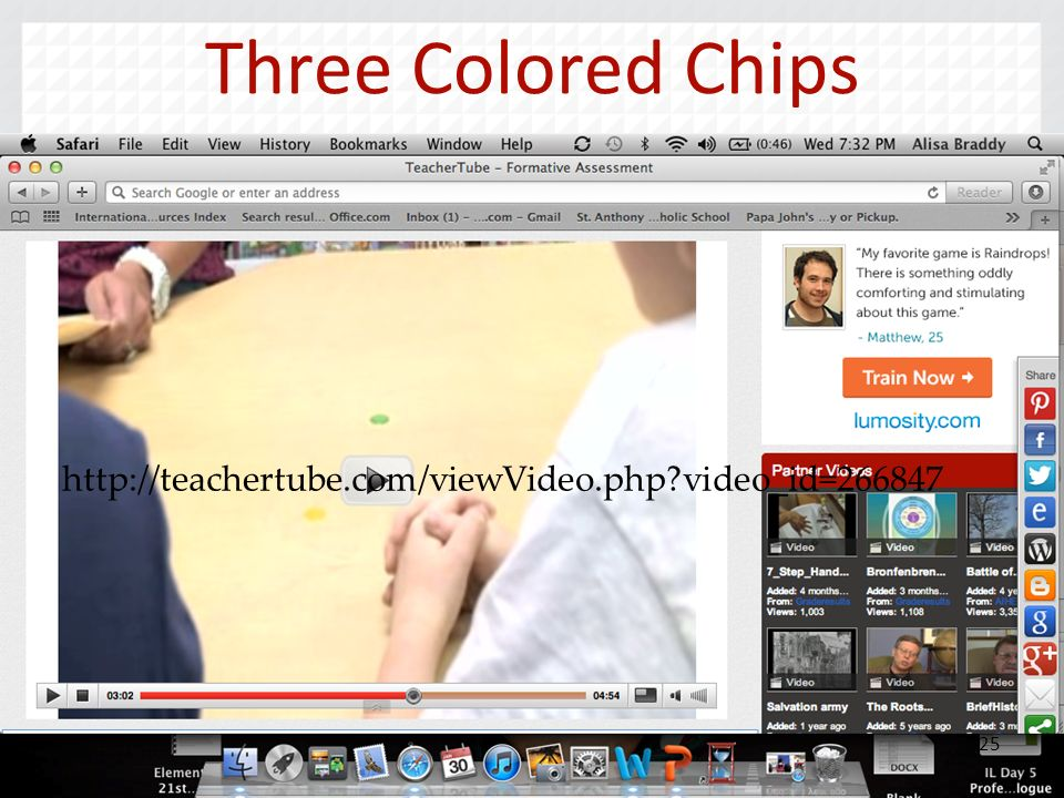 Three Colored Chips http://teachertube.com/viewVideo.php video_id=266847