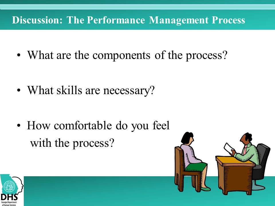 Discussion: The Performance Management Process