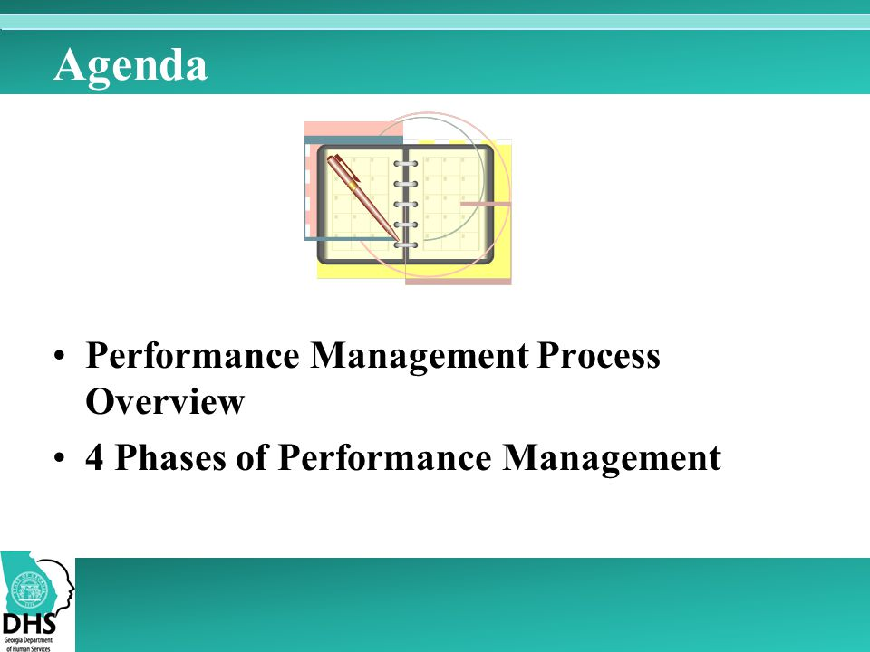 Agenda Performance Management Process Overview