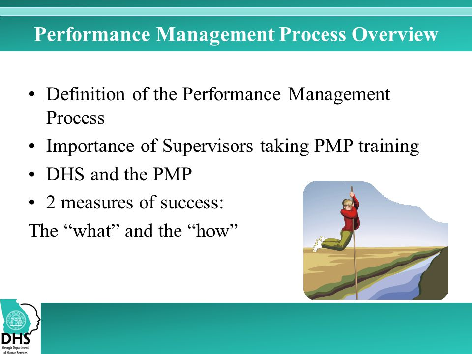 Performance Management Process Overview