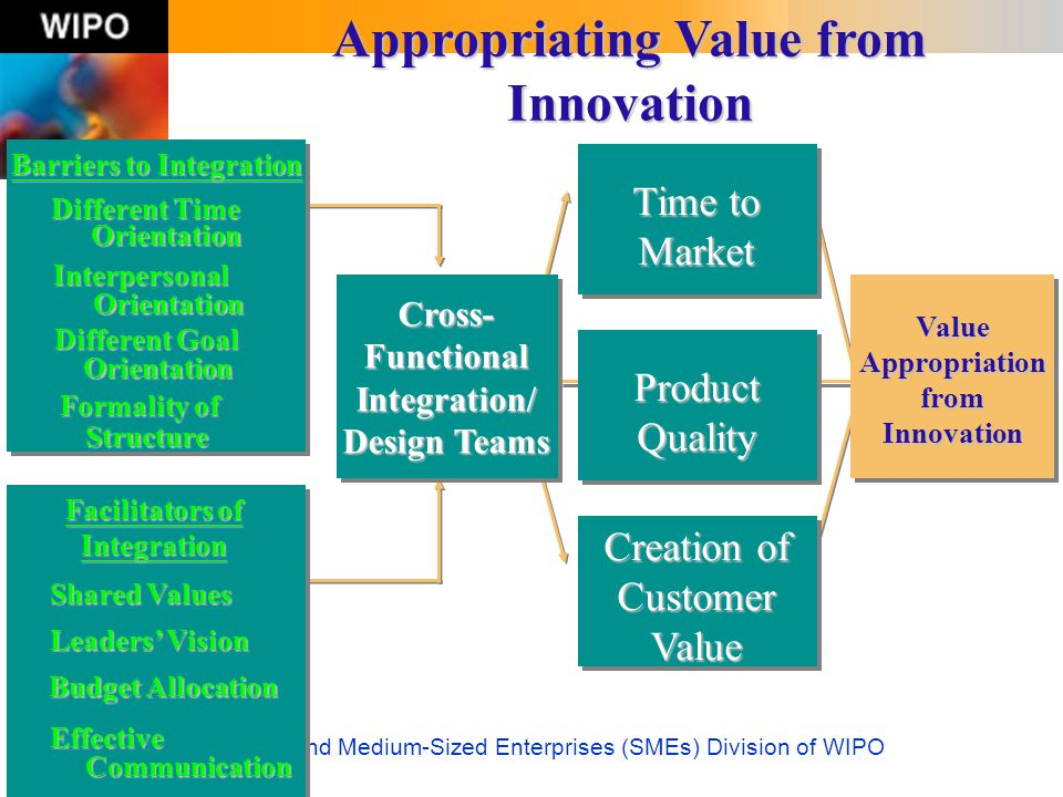 Appropriating Value from Innovation