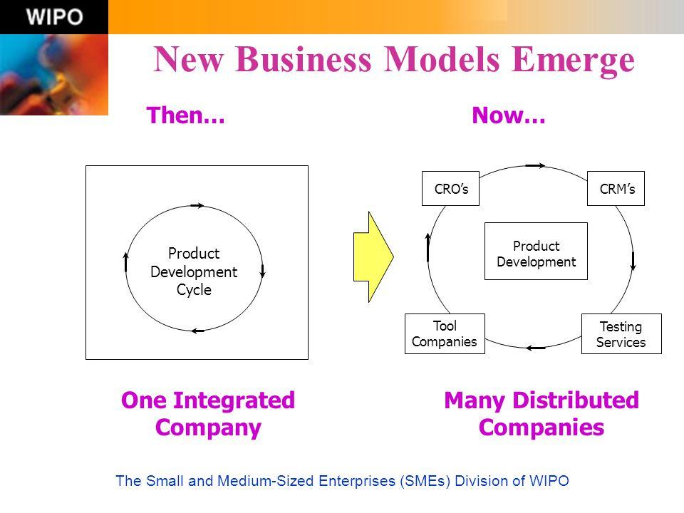 New Business Models Emerge