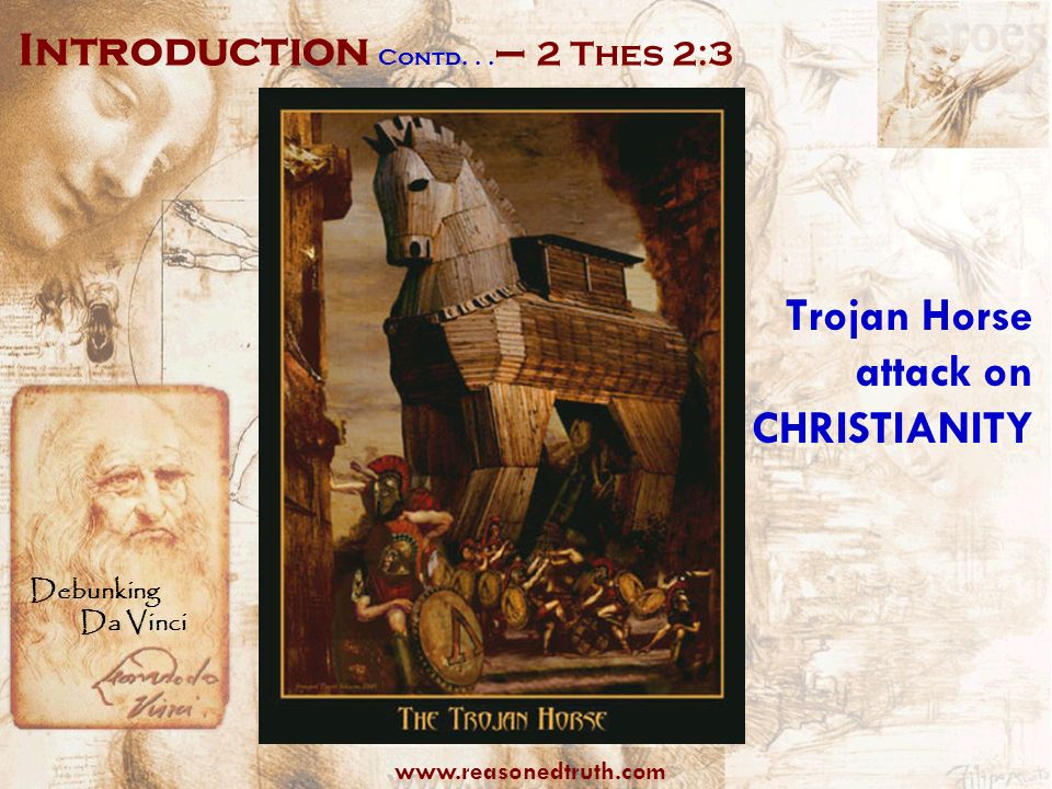 Introduction Contd. . .– 2 Thes 2:3