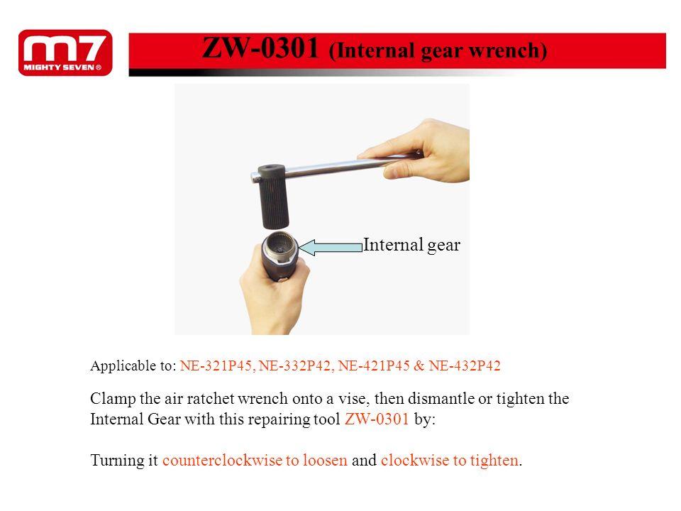 ZW-0301 (Internal gear wrench)