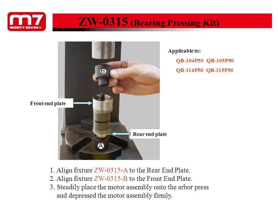 ZW-0315 (Bearing Pressing Kit)