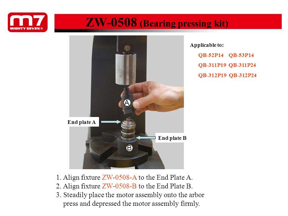 ZW-0508 (Bearing pressing kit)
