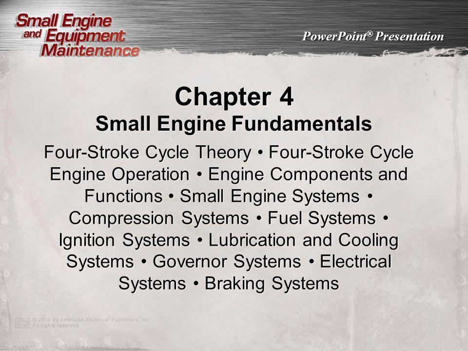 Small Engine Fundamentals