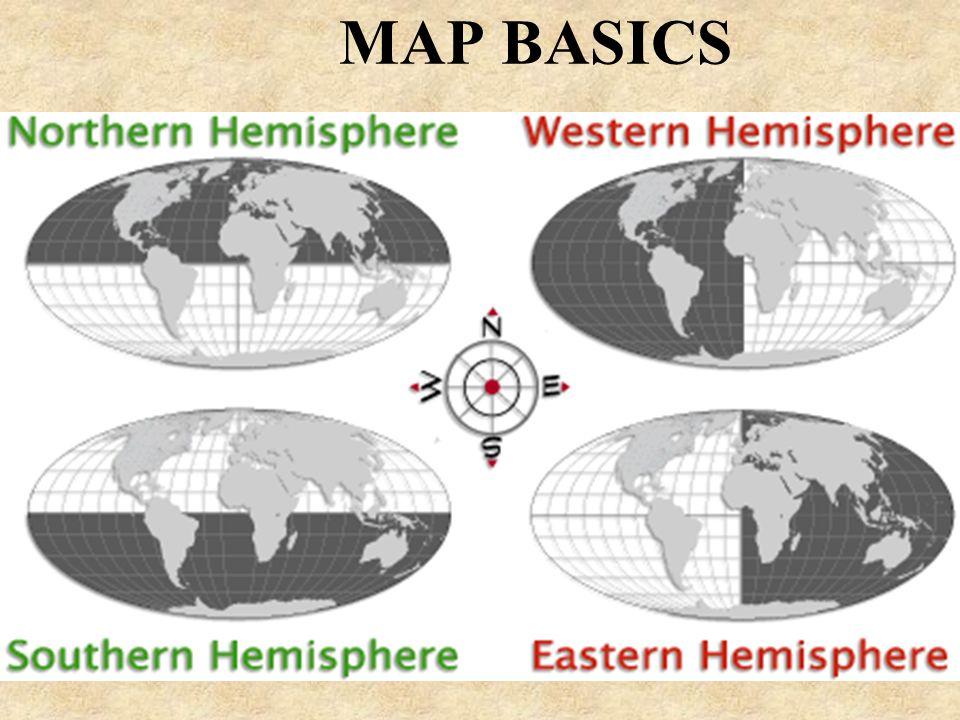 MAP BASICS