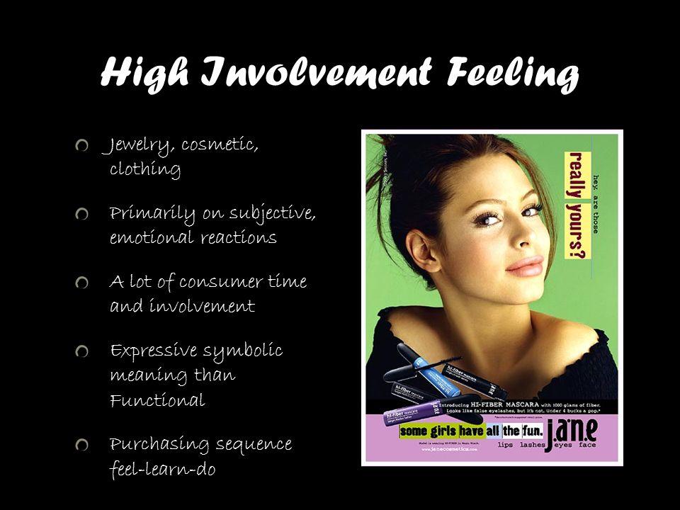High Involvement Feeling