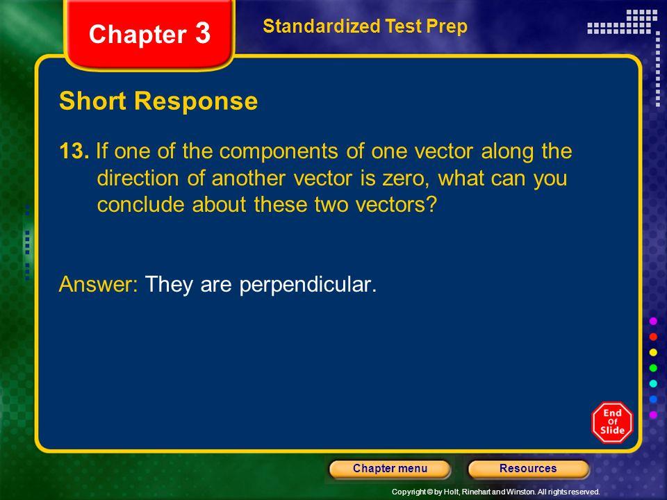 Chapter 3 Short Response