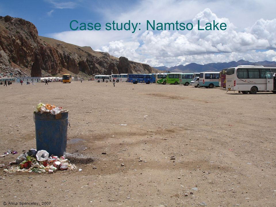 Case study: Namtso Lake