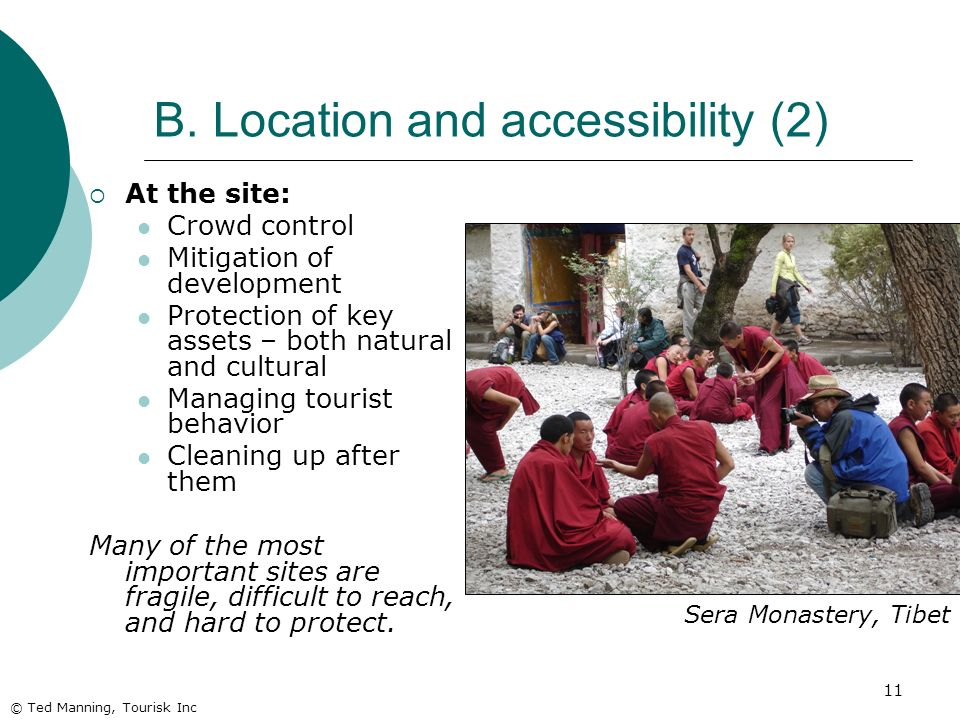 B. Location and accessibility (2)
