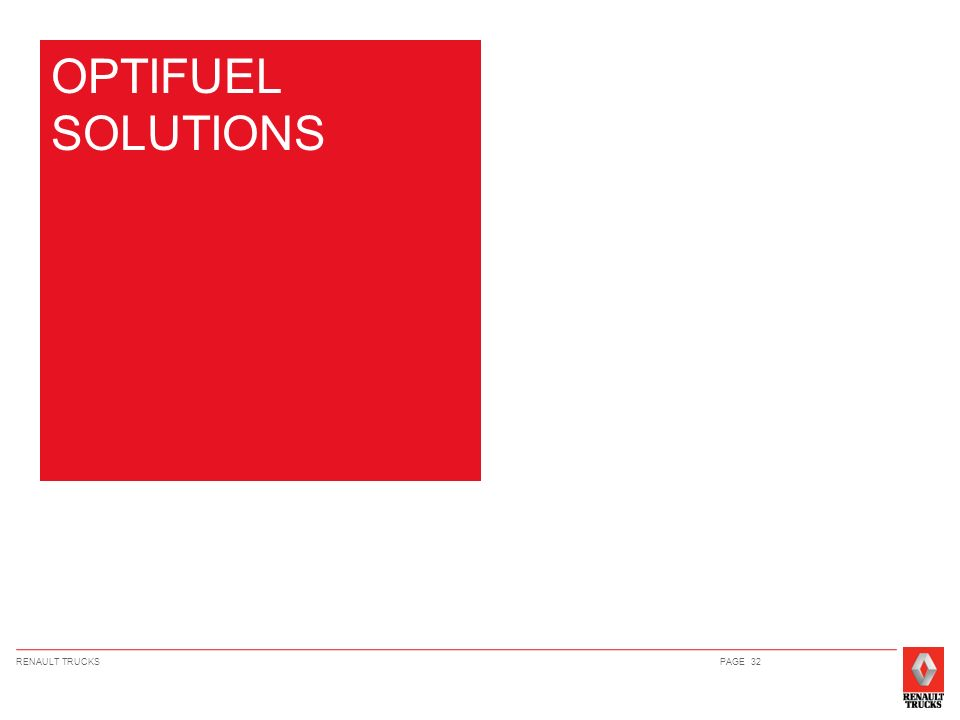 OPTIFUEL SOLUTIONS