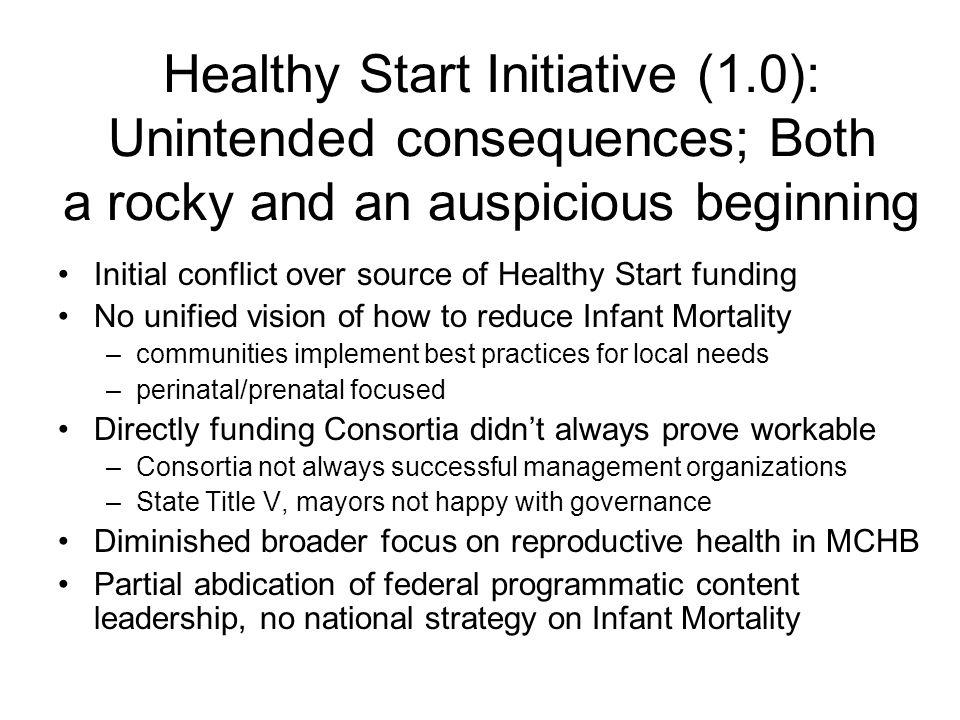 Healthy Start Initiative (1