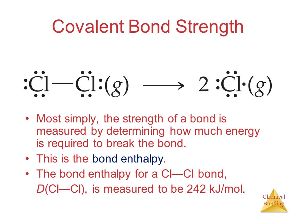 Chapter 8 Concepts Of Chemical Bonding Ppt Download