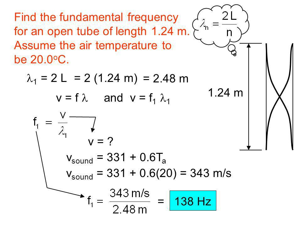 Find the fundamental frequency