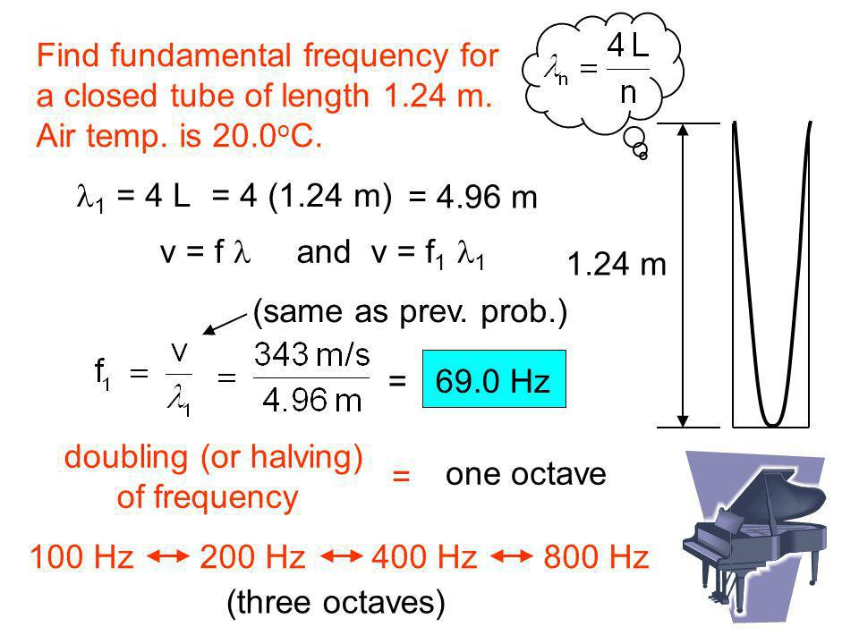 Find fundamental frequency for