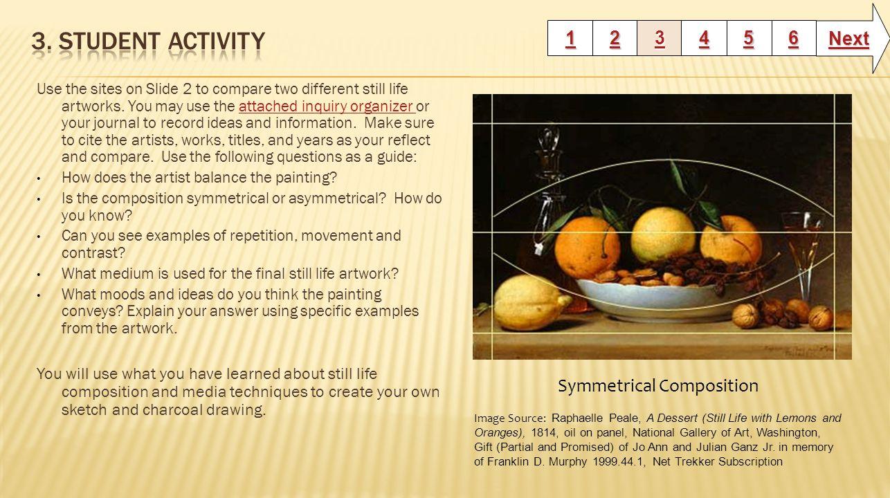 Symmetrical Composition