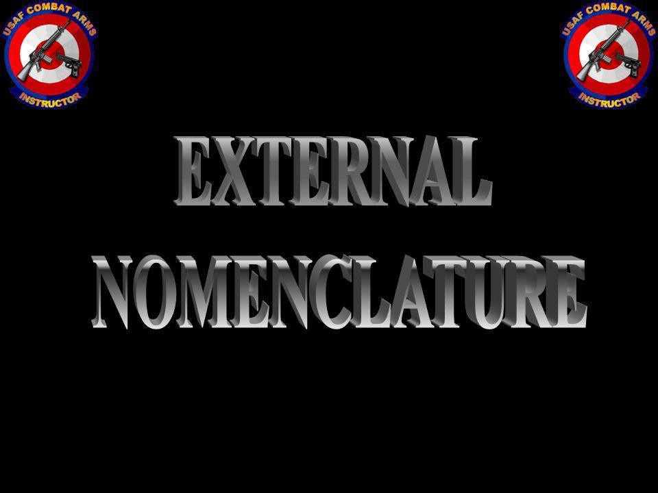 EXTERNAL NOMENCLATURE