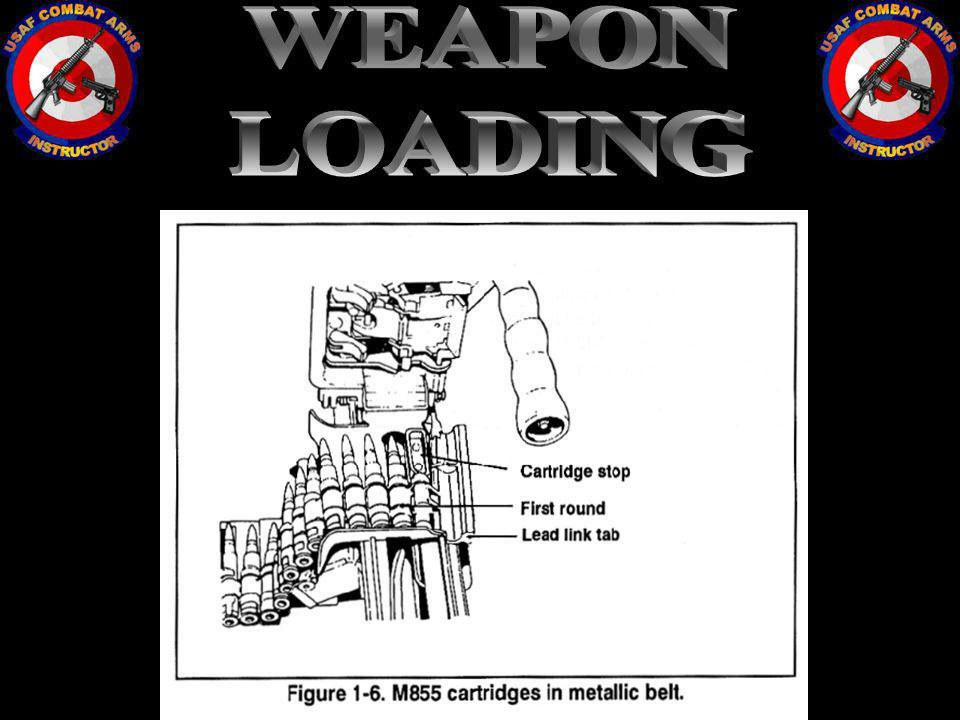 WEAPON LOADING